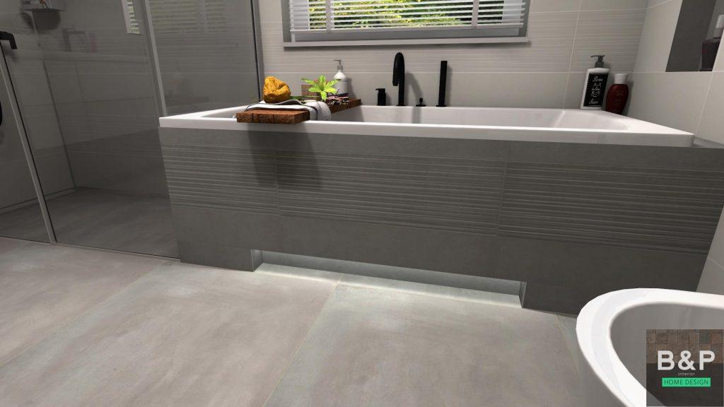 Marazzi Chalk minimalista fürdő